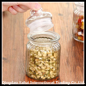 Clear Straight Jar / Glass Candy Jar pictures & photos