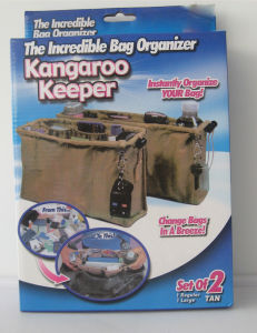 Removable Kangaroo Handbag Organizer pictures & photos