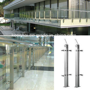 Stainless Steel Decorative Railing Post as Balustrade pictures & photos