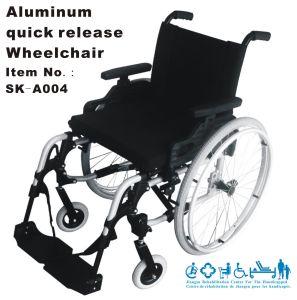 Aluminum Quick Release Wheelchair