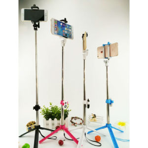 Cost-Effective Tripod Selfie Stick with Bluetooth Wireless Remote Control
