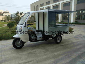 Enclosed Tricycle with Closed Box pictures & photos