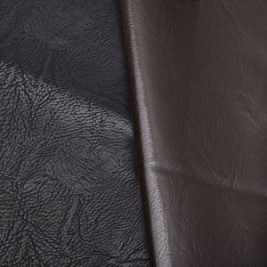 High Quatity PU Leather for Garment (WDHF20131220) pictures & photos