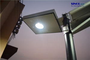 8W LED 20W PV Solar Motion Sensor LED Outdoor Light (SN-108) pictures & photos