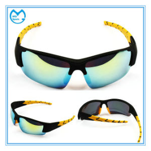 Wholesale Polarized Prescription PC Mirrored Cycling Sunglasses pictures & photos