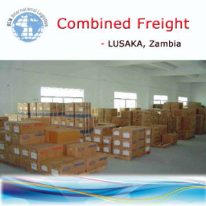 Combined Sea and Air Transport; Combined Freight to Lusaka Zambia pictures & photos
