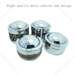 2014 New Design Metal Ashtray Windproof Ashtray As01