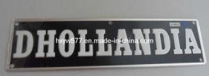 Aluminum License Plate (HX-L14) pictures & photos