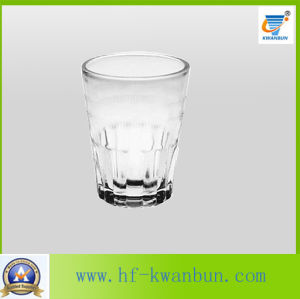 Drinking Glass Cup with Client Brand Glassware Kb-Hn0235 pictures & photos