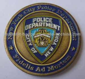 Customized Police Coin pictures & photos