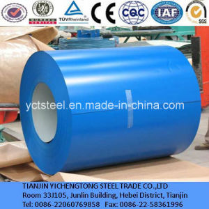 High Quality Prepainted Steel Coil-PPGI pictures & photos