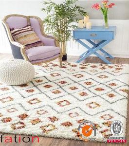 China Contemporary Design Shaggy Carpet Home Decor Area Rugs pictures & photos