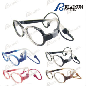 Flexible and Light Tr90 Injection Baby Optical Eyewear (SKP672002) pictures & photos