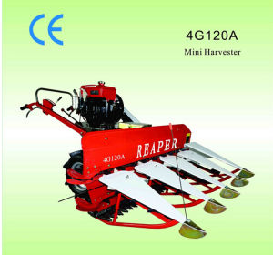 120cm Small Rice Harvester, Wheat Reaper, Gasoline Harvester, Paddy Harvester pictures & photos