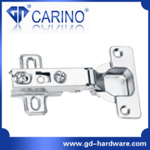 (B3) Slide on Rebounding Touch to Open Furniture Cabinet Hinge pictures & photos