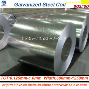 Steel Products Building Material Gi Galvanized Steel Coil pictures & photos