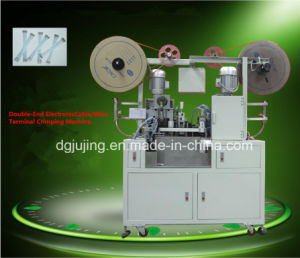 Automatic Both End Wire Cable Terminal Crimping Machine pictures & photos