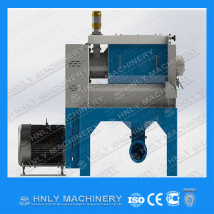 Horizontal Emery Roll Corn Peeling Machine Wheat Hulling Machine pictures & photos