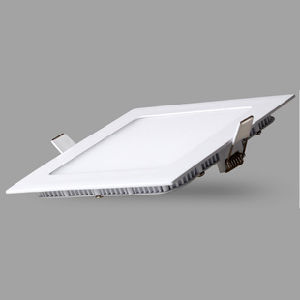 Small LED Square Panel Lamp, LED Ceiling Panel 12W pictures & photos