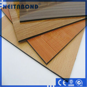 Neitabond Wood/Design Surface Aluminum Composite Material (acm) pictures & photos