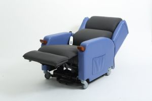 Electric Modern Leather Massage Recliner Lifting Chair pictures & photos