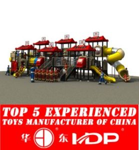 HD2014 Outdoor Fire Man Collection Kids Park Playground Slide (HD14-025A) pictures & photos