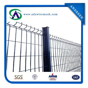 2.0m High Dig in ′v′ Mesh Fencing pictures & photos