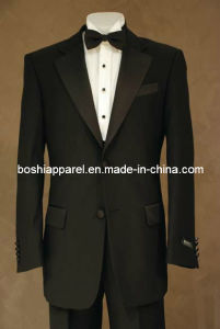 Custom Made Fashion Men′s Business Suit-S006 pictures & photos