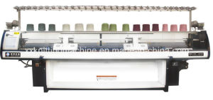 Xiexing Collar Flat Bed Knitting Machine pictures & photos