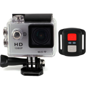 2.4G Controller 170deree Full HD 1080P 30fps 30m Waterproof Mini Action Camera