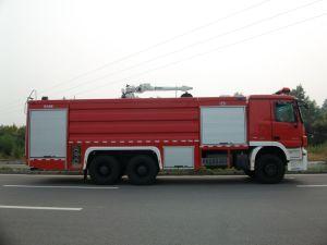 16t Foam Fire Truck (SXF5330GXFPM160B)