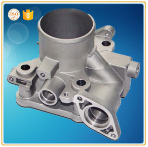 Die Casting Aluminum Part with Zinc Plated Finish