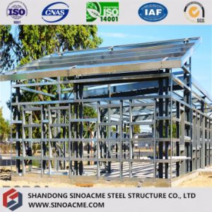 Prefab Steel Construction Commercial Building for Convenient Store pictures & photos