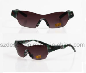 Shenzhen Factory Custom Logo UV400 PC Kid′s Sunglasses pictures & photos