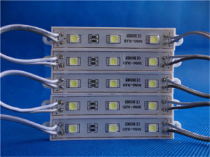 5050 3LEDs Advertising Use Rain Proof SMD LED Module Light pictures & photos
