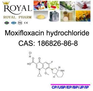 Moxifloxacin Hydrochloride CAS: 186826-86-8 pictures & photos