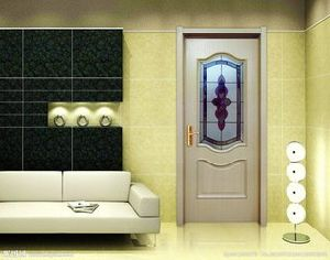 Interior Wooden Door with American Style pictures & photos