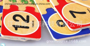 Greensource, Heat Transfer Film for Wooden of Number pictures & photos