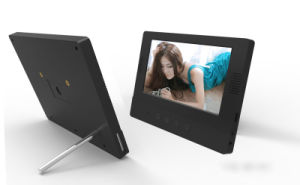 Digital Photo Frame with Speaker in Front pictures & photos