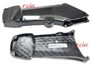 Motorcycle Carbon Fiber Parts Belt Covers (D7503) for Ducati 600/750ss pictures & photos