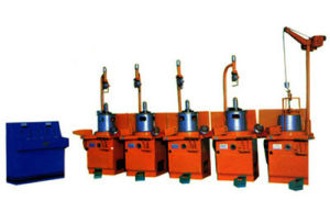Pulley Type Wire Drawing Machines with CE (LW1-6/350) pictures & photos
