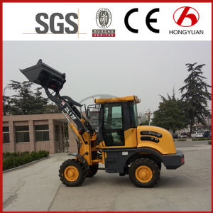 Most Practical Model! Zl12f Wheel Loader (CE owned) pictures & photos