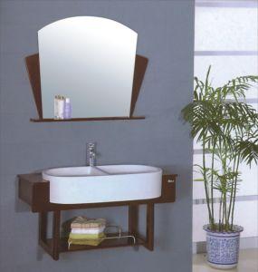 MDF Bathroom Cabinet Furniture (B-232) pictures & photos