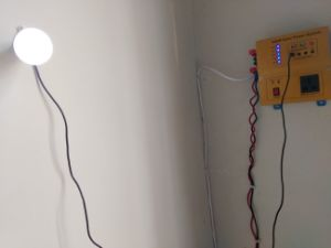Home Solar Systems (Solar Controller, Solar Panel and Battery)