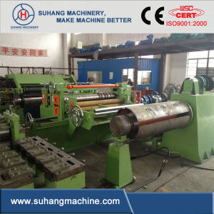 Coil Steel Slitting Line Machine pictures & photos