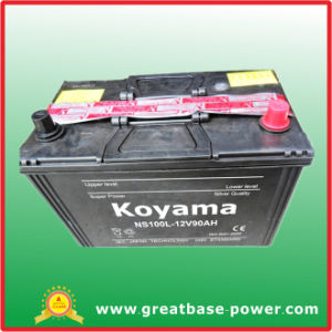 Maintenance Free Automotive Battery Ns100L-Mf 90ah 12V pictures & photos