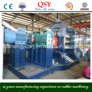 Hot Selling Vertical Rubber Calender Machine pictures & photos