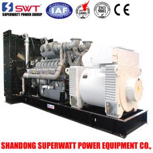 13.8kv Hv High Voltage Diesel Generator Set by Mtu