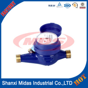 "ISO4064 Standard 1.5"" Brass Multi Jet Cold AMR Water Meter pictures & photos"