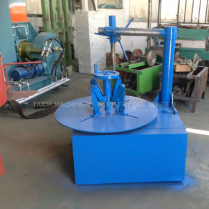 Tire Sidewall Ring Cutter Rubber Cutting Recycling Machine pictures & photos